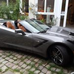Corvette stingray modele 2015 20 000 km garantie